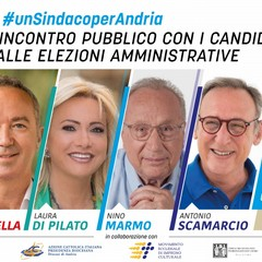 Incontro Pubblico candidati sindaco Forum