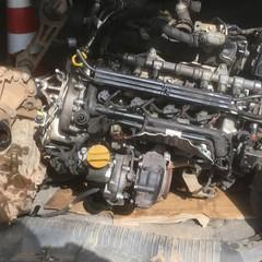 auto e parti meccaniche ritrovat sulla Murgia andriese