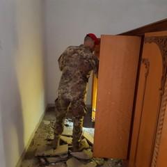 Carabinieri controlli sulla Murgia
