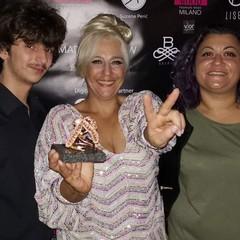 Isabella Di Matteo premiazione JPG