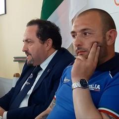 ll Presidente del Comitato Regionale FPI Nicola Causi e Carmine Iaia