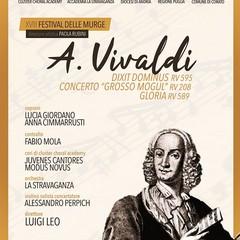 Concerto di musica classica del M° Antonio Vivaldi nella chiesa Cattedrale