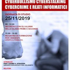 locandina bullismo cyberbullismo