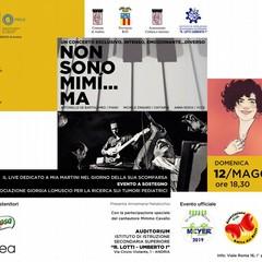 """""""Non sono Mimì ma"""", concerto ad Andria pro Meyer"""