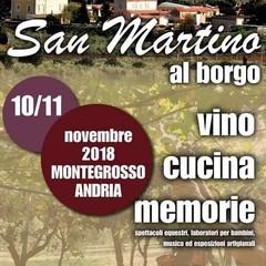 locandina San Martino al borgo