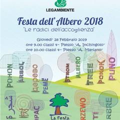 """""""Festa dell'Albero 2018 all'Istituto Comprensivo """"Mariano – Fermi"""""""