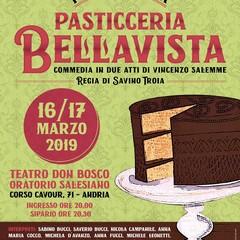 Manifesto Ufficiale Premiata Pasticceria Bellavista Nexus