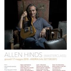 Masterclass Allen