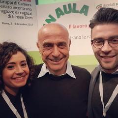 I giovani del Pd di Andria alle scuole di formazione di Roma e Napoli