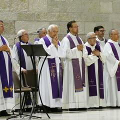 Primo anniversario del ritorno alla Casa del padre di Mons. Raffaele Calabro