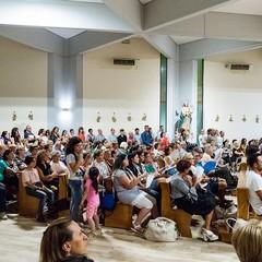 Il saluto di don Giuseppe Zingaro alla comunità Parrocchiale di San Riccardo