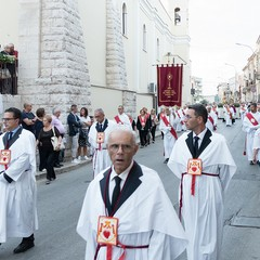 La processione dell'arrivo in Cattedrale  della Madonna dei Miracoli