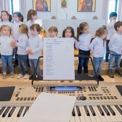 Coro di Natale nella parrocchia  Sant'Andrea Apostolo di Andria