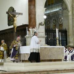 Celebrazione del  III anniversario dell'ordinazione episcopale del Vescovo di Andria Mons. Luigi Mansi