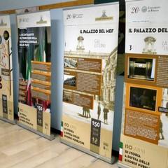 Mostra  ad Andria dei 150 anni della Ragioneria Generale dello Stato
