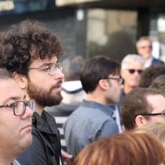 """La campagna del M5S con Michele Coratella per """"RiCostruire"""" Andria"""
