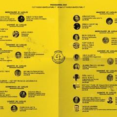 Programma del Festival della Disperazione