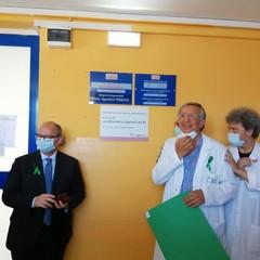 """Inaugurata al """"Bonomo"""" di Andria l'Unità operativa per i trapianti della Asl Bt"""