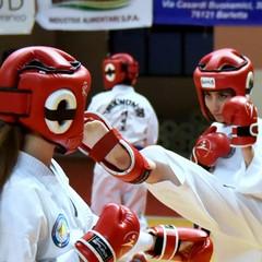 atleti di taekwondo