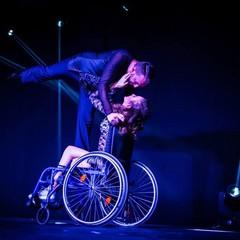 i giovani ballerini Titty Ieva e Gianpaolo Brescia
