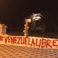 """""""Venezuela libero"""": con un sit-in anche Andria"""