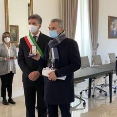 Vincenzo Capacchione alla memoria di CAPUANO FRANCESCO