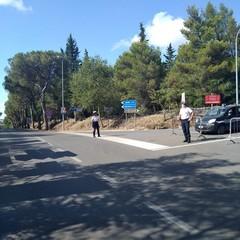 Polizia Locale a presidio di Castel del Monte