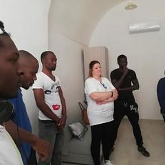 Accoglienza ai migranti: inaugurata una nuova unità abitativa per quattro rifugiati