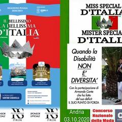 Miss Special d'Italia & Mister Special d'Italia