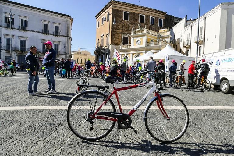 Una domenica di corsa con il Gruppo Sportivo Ciclo Avis di Andria. <span>Foto Riccardo Di Pietro</span>