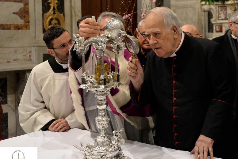 È morto il monsignore Raffaele Calabro, vescovo emerito della città di Andria