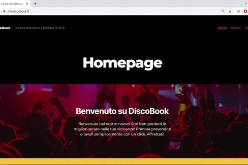 Discobook, il sito per accedere agli eventi in discoteca