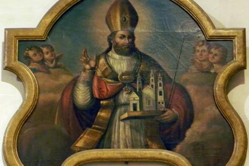 San Riccardo, Patrono di Andria