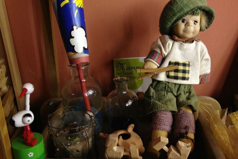 Il Museo del giocattolo Laportablv