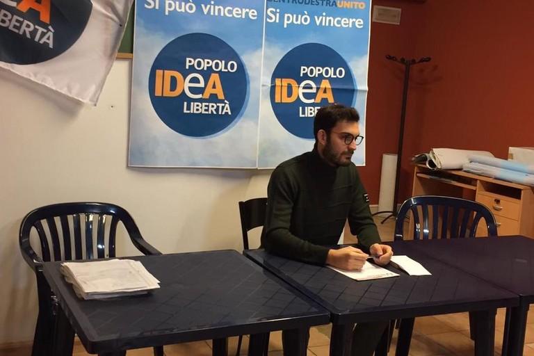 Riccardo Sinisi IDeA Cambiamo