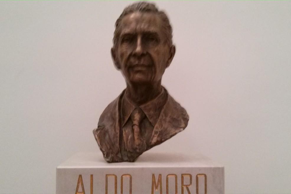 """Aldo Moro, lapide alla """"Jannuzzi"""" il 23 settembre"""
