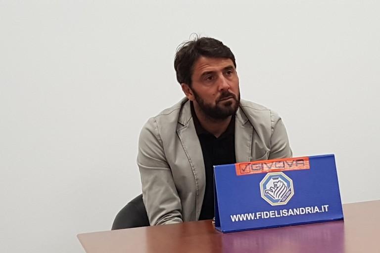 """L'amarezza di Loseto: """"Anche oggi occasioni nitide ma nessun gol"""""""