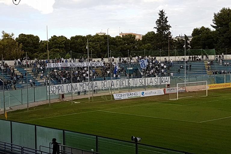 """Il Nola resiste, solo un punto per la Fidelis: al """"Degli Ulivi"""" finisce 0-0"""