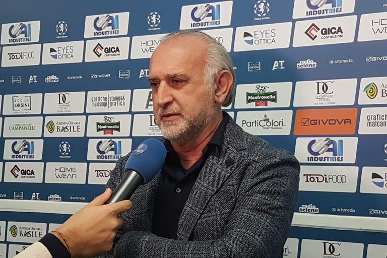 Aldo Roselli, Presidente Fidelis Andria