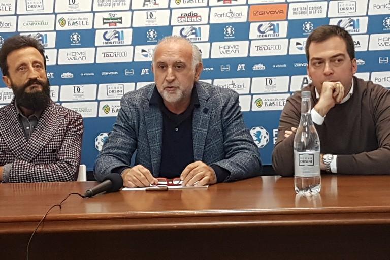Nuovo Consiglio d'Amministrazione della Fidelis Andria