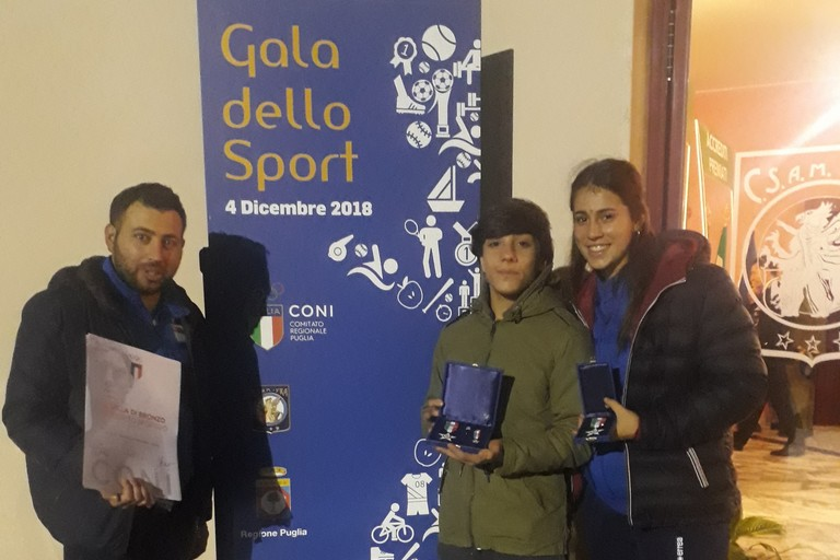 La New Dimension Judo al Galà dello Sport