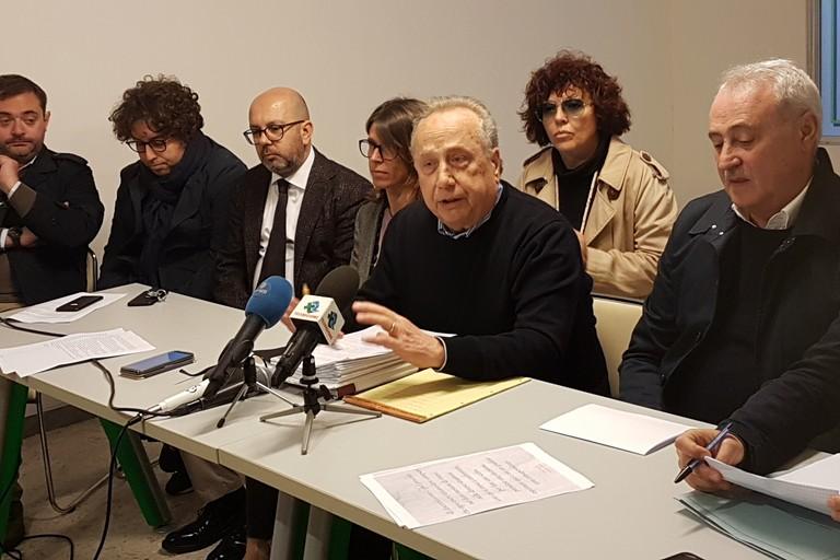 I vertici di Forza Italia e Andria Nuova