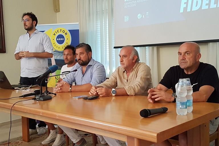 Conferenza stampa Fidelis Andria