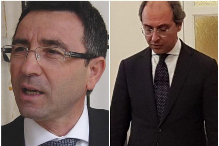 Benedetto Miscioscia e Nicola Giorgino