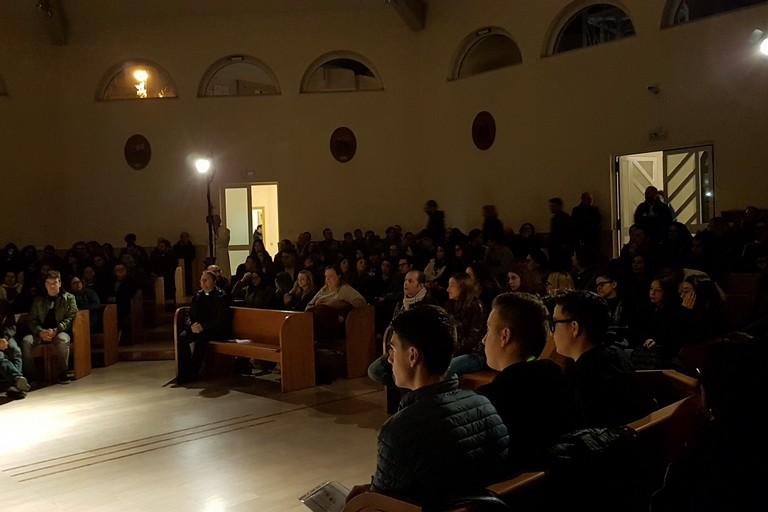 Veglia di preghiera con i giovani della diocesi