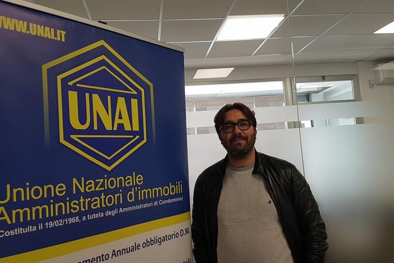 Gianluca Sanguedolce, Segretario Provinciale Sindacale UNAI