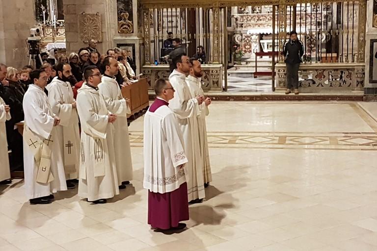In Cattedrale l'ordinazione di due nuovi diaconi