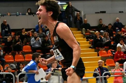 Nicola Lomuscio trionfa ad Ancona