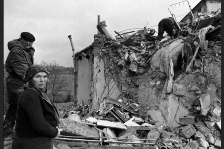 La testimonianza di una cittadina andriese sopravvissuta al terremoto dell' Irpinia