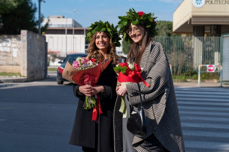 Ivana Fuscello e Isabella Paradiso